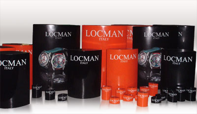 Displays Locman